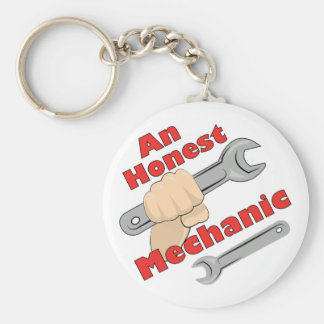 Mecânico honesto chaveiro