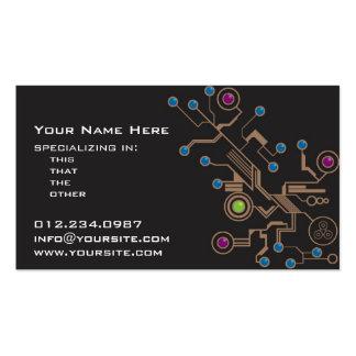 Mecânicos Cartão De Visita