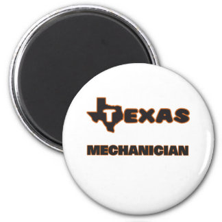 Mechanician de Texas Ímã Redondo 5.08cm