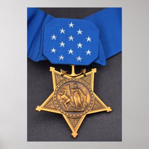Medalha de honra posteres