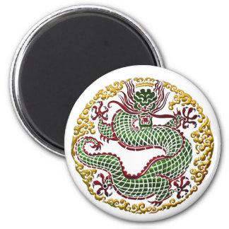 Medalhão do dragão imas