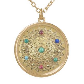 Medalhão Jeweled