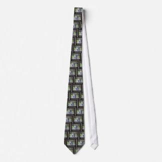 Medida de um homem na vida de uma criança gravata