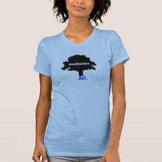 Meditação Bloct Camiseta