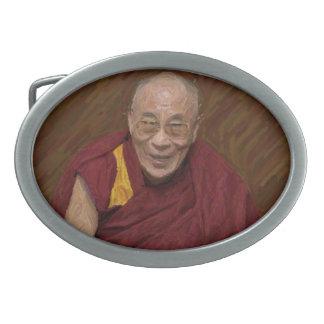 Meditação budista Yog do budismo de Dalai Lama