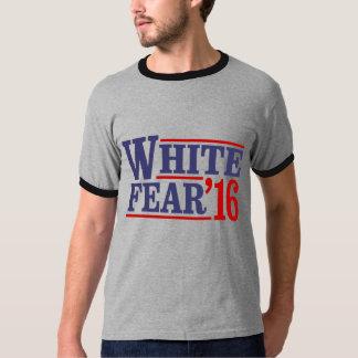 Medo branco 2016 -- Design do Anti-Trunfo - - Camiseta