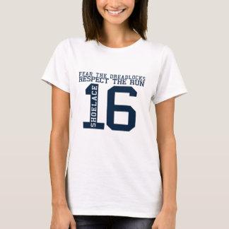 Medo e respeito camiseta