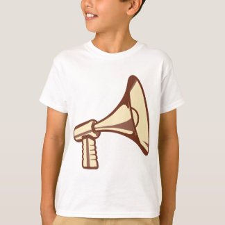 Megafone Camiseta