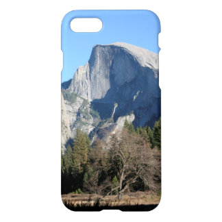 Meia abóbada em uma tarde da queda capa iPhone 7