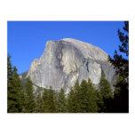 Meia abóbada na montanha do excelente do parque na cartoes postais