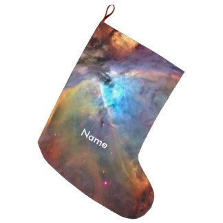Meia De Natal Grande Galáxia do espaço da nebulosa de Orion