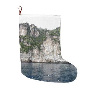 Meia De Natal Grande Meia da costa de Amalfi
