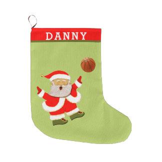 Meia De Natal Grande Natal do basquetebol