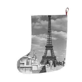 Meia De Natal Grande Palácio de Chaillot da torre Eiffel de France