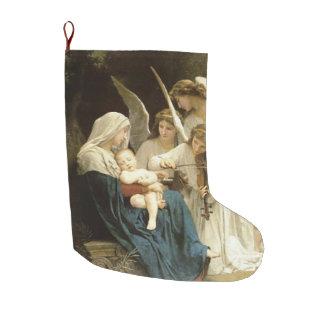 Meia De Natal Grande Um nome novo na glória