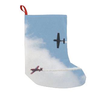 Meia De Natal Pequena Duelo do avião da asa fixa de Airshow