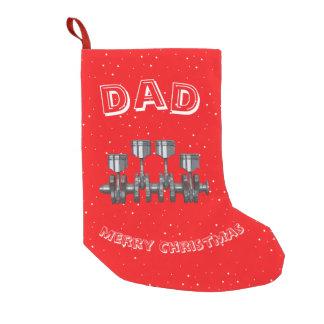 Meia De Natal Pequena Eixo de manivela do pistão