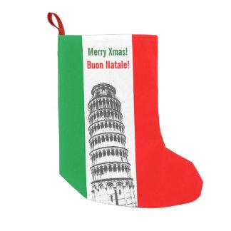 Meia De Natal Pequena Estilo italiano
