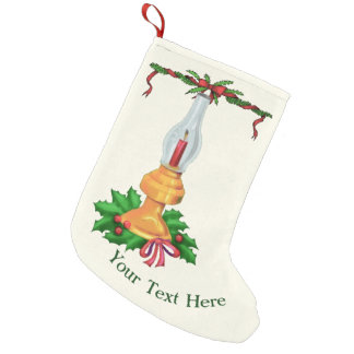 Meia De Natal Pequena Feriado Festiva 2