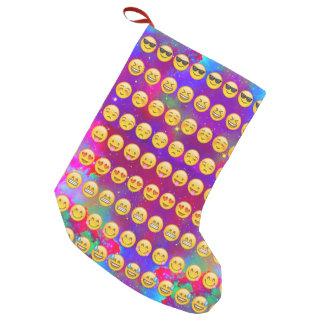 Meia De Natal Pequena Galáxia Emojis