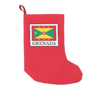 Meia De Natal Pequena Grenada