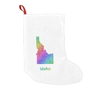 Meia De Natal Pequena Idaho