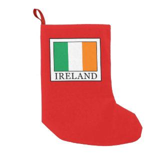 Meia De Natal Pequena Ireland