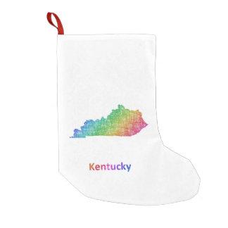 Meia De Natal Pequena Kentucky