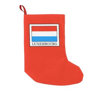 Meia De Natal Pequena Luxembourg