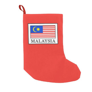 Meia De Natal Pequena Malaysia