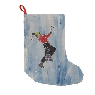 Meia De Natal Pequena Meia de escalada do gelo