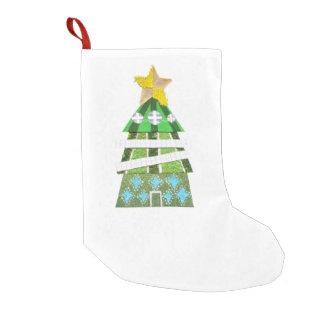 Meia De Natal Pequena Meia do hotel da árvore de Natal