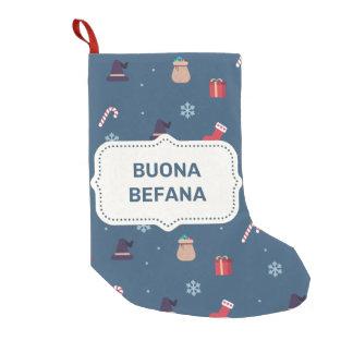 Meia De Natal Pequena meia do Natal de Befana do buona do xmas