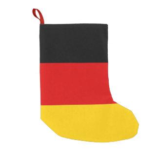 Meia De Natal Pequena Meias do Natal com a bandeira de Alemanha