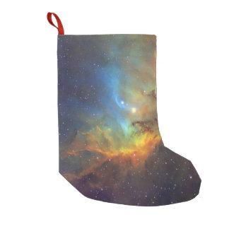 Meia De Natal Pequena NASA da nebulosa SH2-101 da tulipa