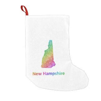 Meia De Natal Pequena New Hampshire