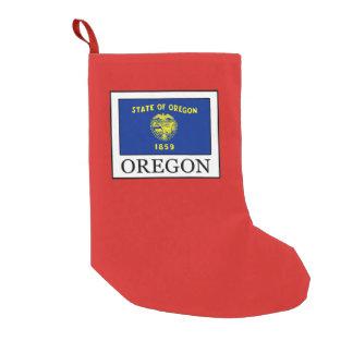 Meia De Natal Pequena Oregon