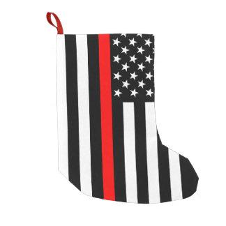 Meia De Natal Pequena Os EUA diluem a linha vermelha
