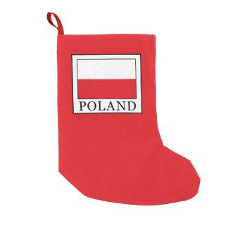 Meia De Natal Pequena Polônia