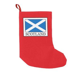 Meia De Natal Pequena Scotland