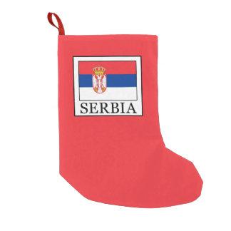 Meia De Natal Pequena Serbia