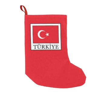 Meia De Natal Pequena Türkiye