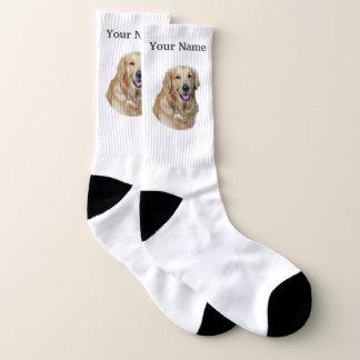 Meias Cão dourado de Labrador