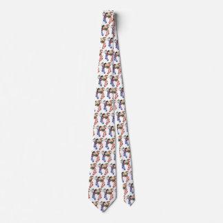 Meias do natal vintage com crianças bonitos gravata
