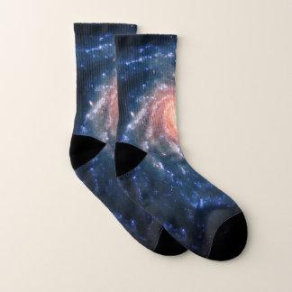 Meias Galáxia espiral NGC 1232 - nosso universo