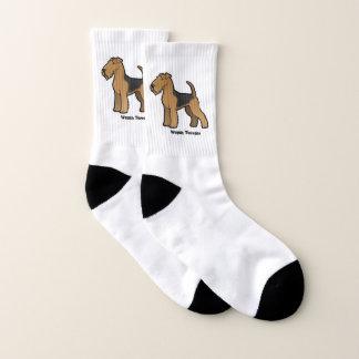Meias Galês Terrier