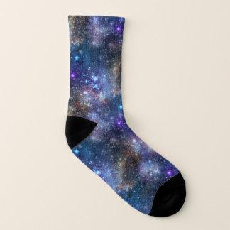 Meias Nuvem de Magellanic da nebulosa da galáxia do