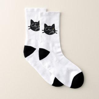 Meias Senhora do gato