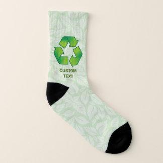 Meias Símbolo do reciclagem