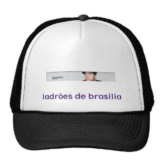 meio_05, labrões de brasilia, ladrões de brasilia boné